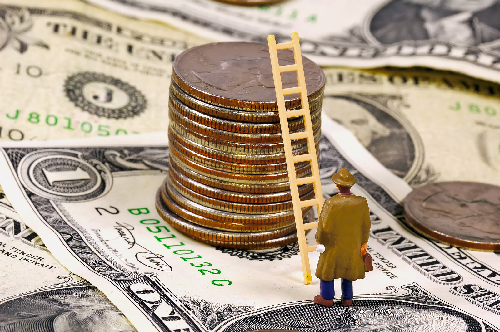 Climbing the Ladder of Philanthropy