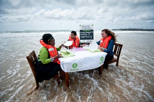 Oxfam Climate